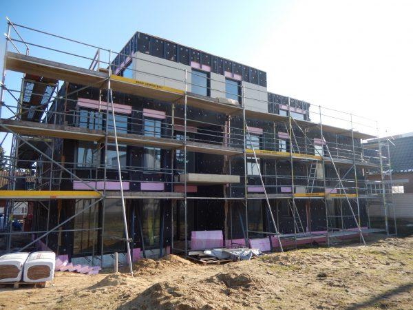 Neubauvorhaben Rheiner Straße