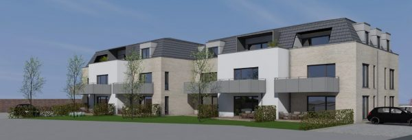 Neubauvorhaben Rheiner Straße 92